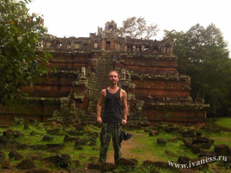 Я в Ангкор Томе
